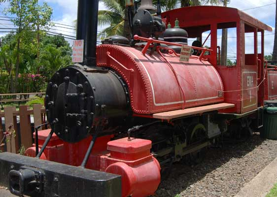 Used Cars Oahu >> Historical Displays at the Hawaiian Railway Society