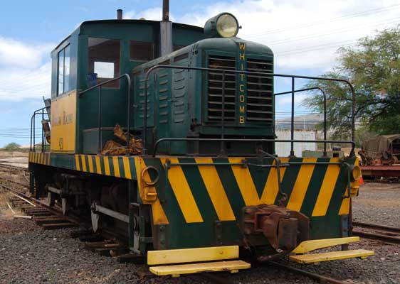 Images of Diesel Locomotive 423